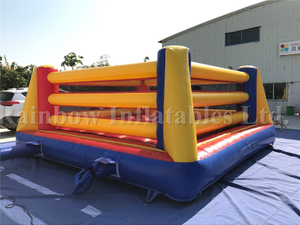 Hot Commercial Inflatable Boxing Ring Sport Game for Fun
