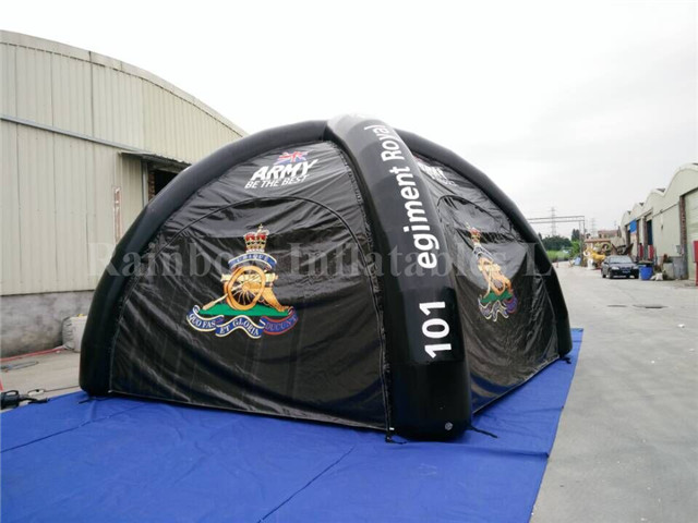 Popular Outdoor Inflatable Camping Tent Octopus Tent for Sale