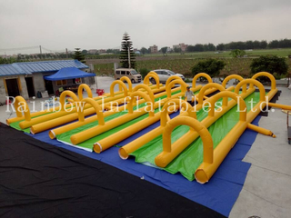 Outdoor Commercial Inflatable Slide The City for Kids And Adults