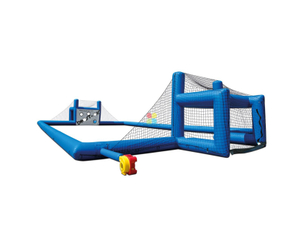 Sport Games Inflatable Rugby Field