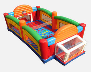 Inflatable Sports Arena Manufacturer