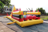 News Custom Commercial Inflatable Obstacle Course 5k