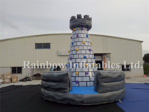 New Design Big Commercial Inflatable Rock Climbing Wall Climbing Mountain for Sale