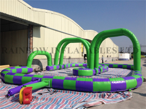 RB9025(18x15m )Inflatable giant air track for sale
