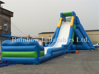 Outdoor Popular Commercial Inflatable High Water Slide for Adults