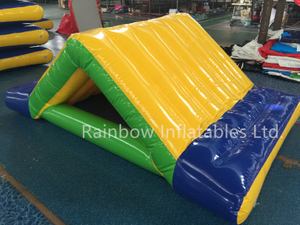Commercial Durable Inflatable Water Game Water Toys Small Slide for Sale