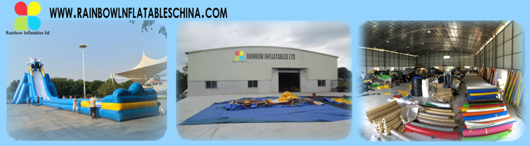 Rainbow INFLATABLE FACTORY from China