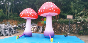 Decoration Inflatable Mushrooms