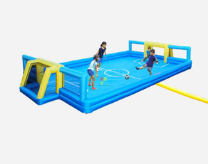 Inflatable Stadium for Bubble Soccer