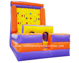RB13013(5x3.8x4.5m)Inflatable Commercial climbing tower/ inflatable climbing mountain/ inflatable ladder climb