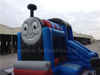 2 in 1 Thomas Train Combo Inflatable Bounce for Kids