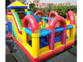 Best Commercial Colorful Inflatable Playground for Children