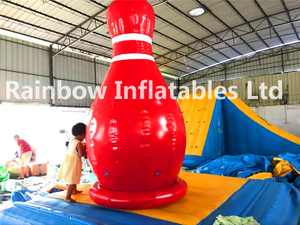 RB9128 (2.5mH) Inflatables Bowling sport game