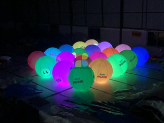 China Manufacturer And Supplier for Led Light Balls