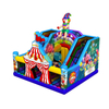 China Inflatable Circus Clown Fun City New Design Inflatable Clown Multiplay Fun Park on Sale