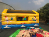 Cartoon Inflatable Bouncing Castle Game For Kids