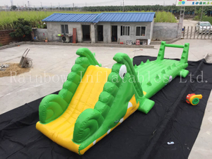 Customized Hot Commercial Inflatable Water Game Water Toy for Sale