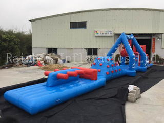 RB5056(12x2.5x2m) Inflatable New High Quality long Obstacle Course