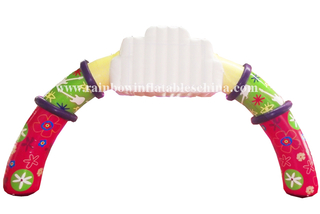 RB21003(10mw)Inflatable arch for sale Advertising