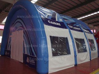 Outdoor Inflatable Advertising Tent Camping Tent Air Tight Tent for Sale