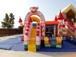 Small Outdoor Durable Inflatable Jumping Castle for Kids