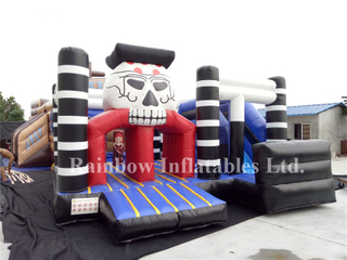 Inflatable Pirate Bouncer House for Sales