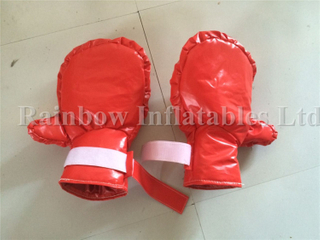 Inflatable Boxing Gloves for Boxing Court