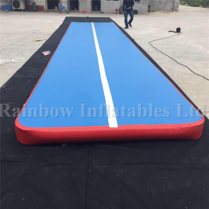 High Quality Commercial Inflatable Air Track Air Gym Mat for Kids And Adults