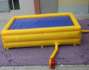 Newest Hot Selling Inflatable Jump Air Bag Jumping Bouncer