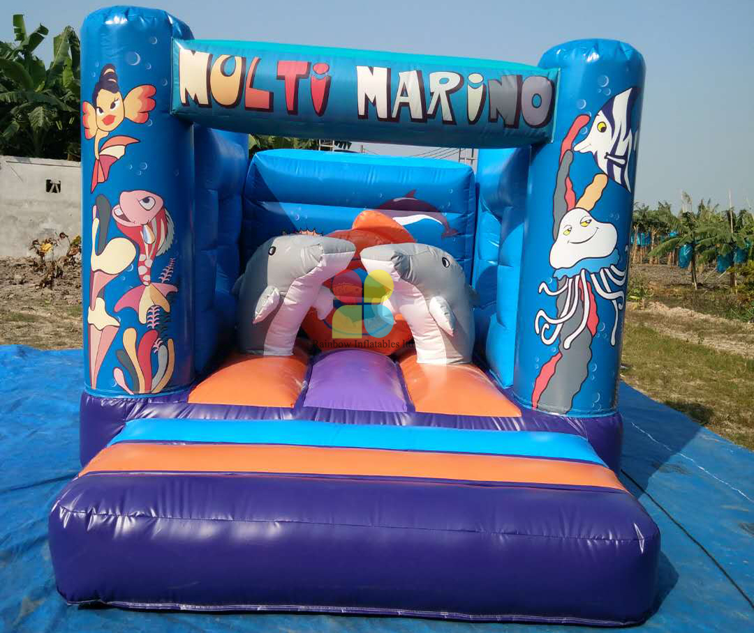Hot Sale Small Commercial Inflatable Bouncer for Kids