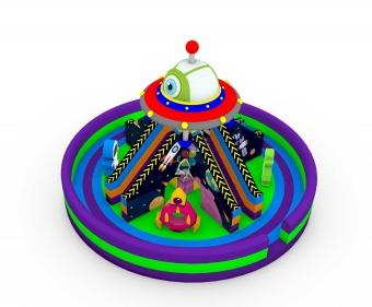Alien Planet Theme Bounce