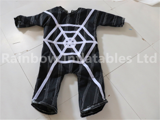 Inflatable velcro suits under4 and under 8 For Kids