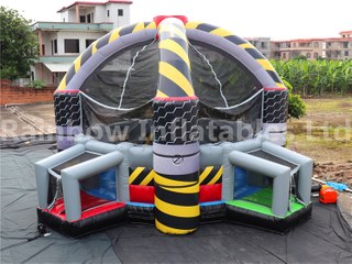 Hot Sale Large Indoor Inflatable Defender Dome for Adults