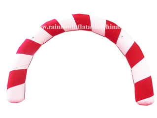 RB21011(8.4x5.2m)Inflatable Colorful PVC arch/inflatable advertising archway