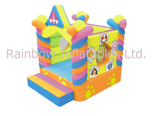 RB01010(4x4m) Inflatable Animal House Bouncer