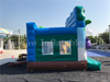 Outdoor Commercial Jungle Animal Combo Inflatable Bouncers
