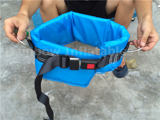 Rainbow belt for sport games