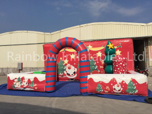 RB04011(5x8m)Inflatable Xmas New Scenery
