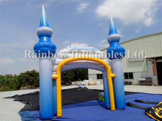 RB21045(6x4.5m)Inflatable Tower Arch for Advertising