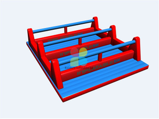 RB05209-4( 10x10x3m) Inflatables 5K Obstacles Hurdle New design hot sale