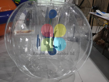Commercial Durable Inflatable Water Walking Ball Clear Water Ball for Kids