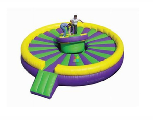 Inflatables Basketball Volleyball Football Challenge Combo