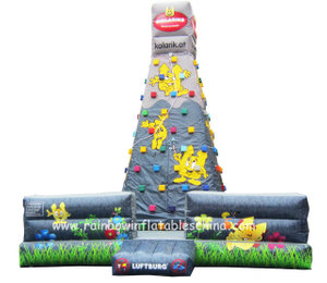 RB13008(6x6x6.5m)Inflatable hot sale Scaling new height Climbing mountains