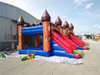 Large Outdoor Inflatable Pirate Theme Bounce Playground for Children