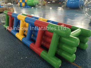 Small Outdoor Durable Inflatable Ladder Water Game Water Toys for Kids