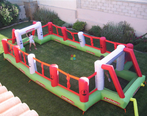 Movable Inflatable Soccer Field for Sale