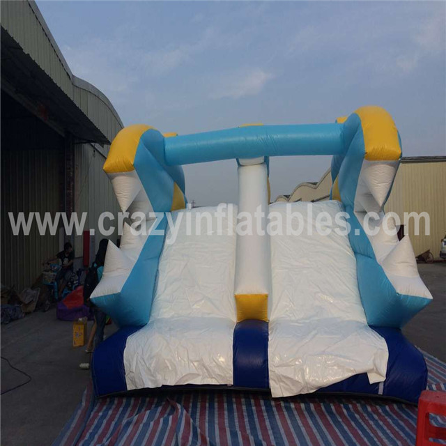 Funny Small Inflatable Water Slide for Toddlers