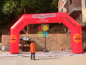 Sealed Inflatable Entrance Arch