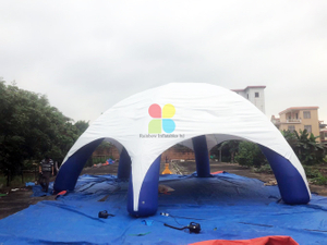 Customized Advertising Inflatable Spider Tent 6 Legs Inflatable Tent