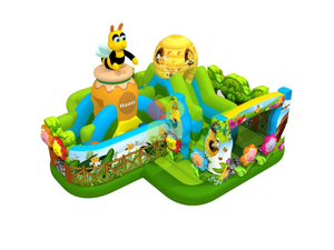 China New Design of Insect Inflatable Playground